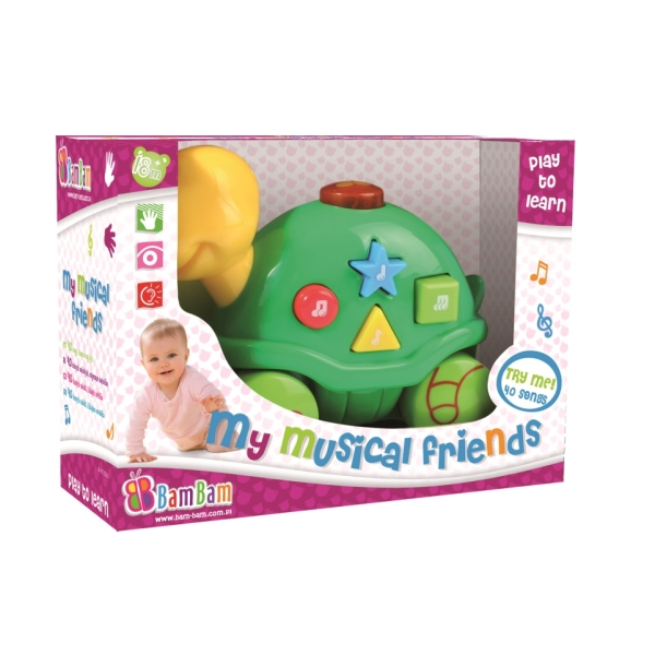 Арт: 286252  <br>  Музыкальная игрушка
