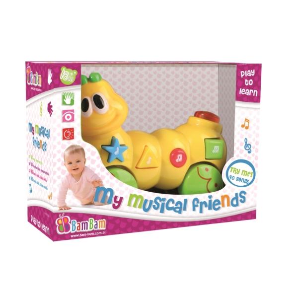 Арт: 286255  <br>  Музыкальная игрушка