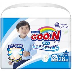 Подгузники-трусики Goo.N XXL 13 - 25 кг для мальчиков